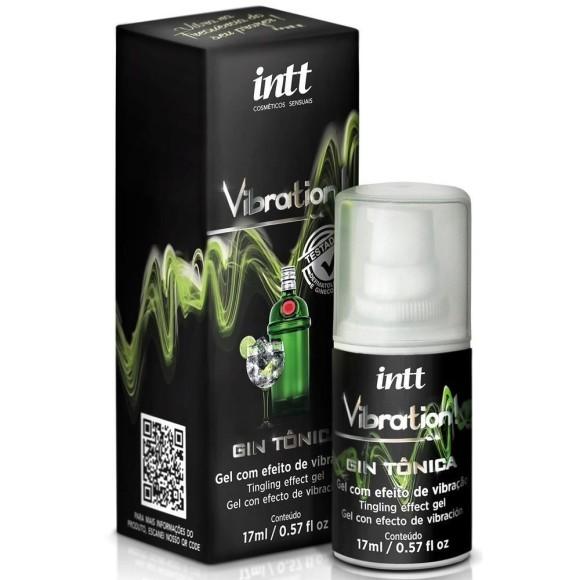 VIBRATION GIN TÔNICA  17ml INTT