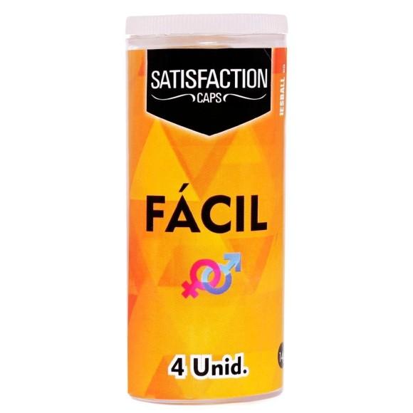 BOLINHA FÁCIL SATISFACTION