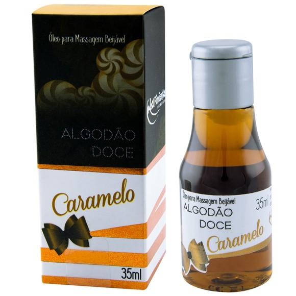 ALGODÃO DOCE CARAMELO 35ml LA PIMIENTA
