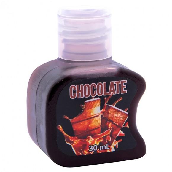 GEL HOT COMESTÍVEL CHOCOLATE 30ml SOFT LOVE