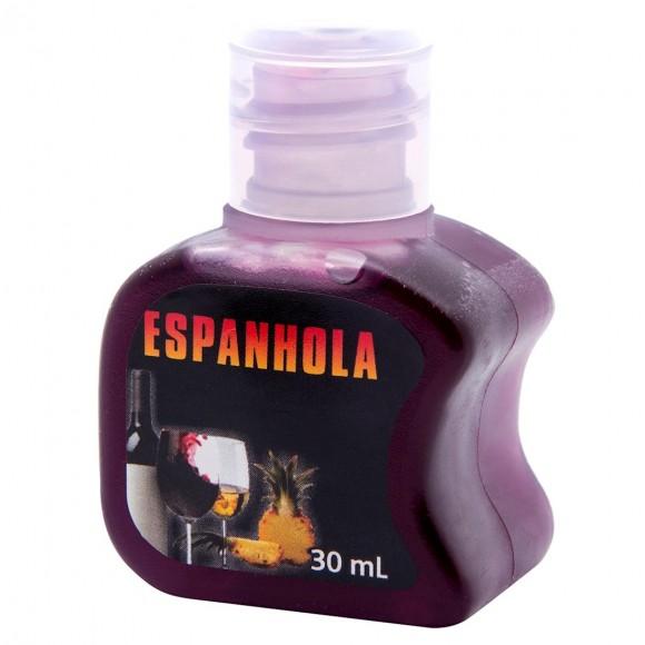 GEL HOT COMESTÍVEL  ESPANHOLA 30ml SOFT LOVE