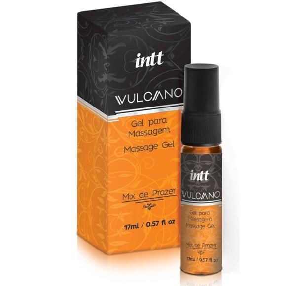 VULCANO MIX DE PRAZER EXCITANTE UNISSEX 17ml INTT