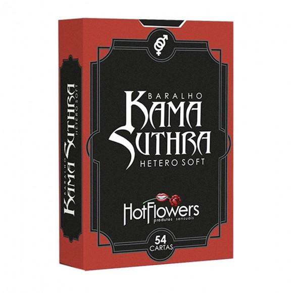 BARALHO KAMA SUTHRA HÉTERO SOFT HOT FLOWERS