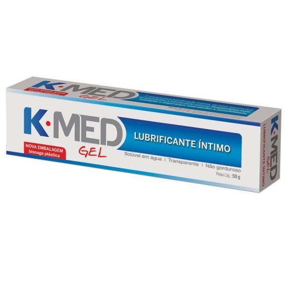 LUBRIFICANTE ÍNTIMO K-MED GEL 50g CIMED
