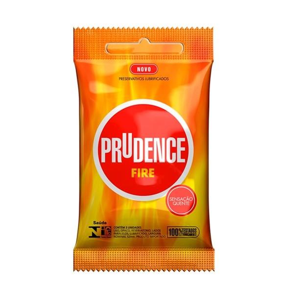 PRESERVATIVO PRUDENCE FIRE PRUDENCE