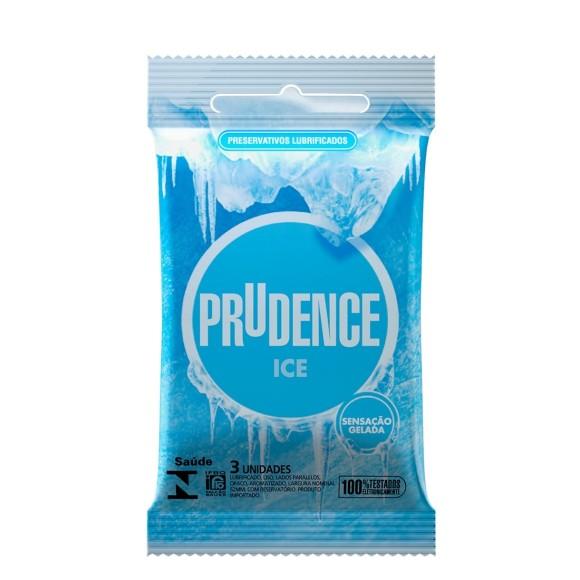 PRESERVATIVO PRUDENCE ICE PRUDENCE