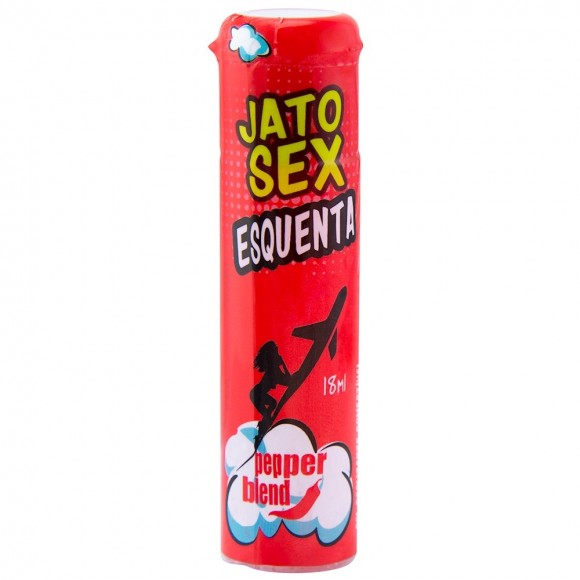 JATO SEX ESQUENTA 18ml PEPPER BLEND