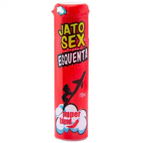 JATO SEX ESQUENTA 18ml PEPPER BLEND