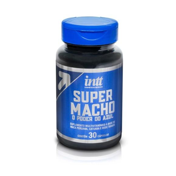 SUPER MACHO CÁPSULAS 30 UNIDADES  INTT