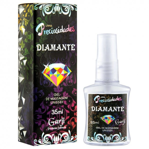 DIAMANTE GEL VASODILATADOR 35ml GARJI
