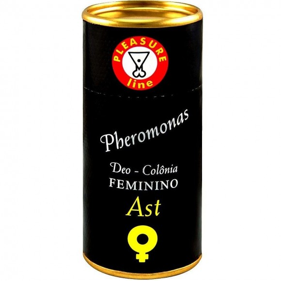 AST Deo Colônia Feminina Oheromonas 20ml Pleasure Line