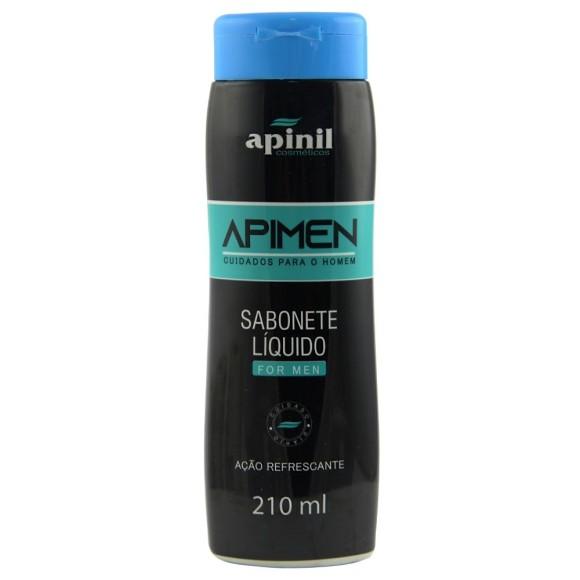 SABONETE MASCULINO FOR MEN  210ml APINIL