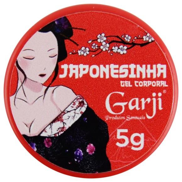 Japonezinha Excitante Unissex 5g Garji