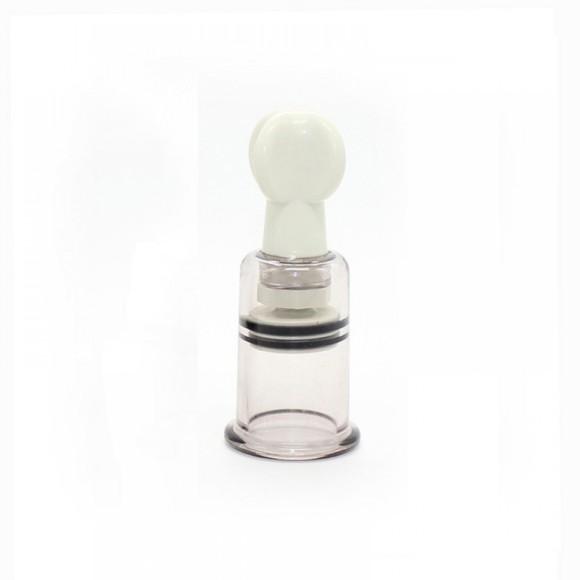 Estimulador de Mamilos com Sucção Unissex em Acrílico GUANG